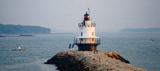 Spring Point Lighthouse at SMCC